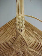 Wrapping Basket Handles