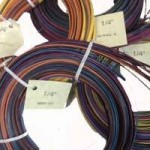 space dyed reed